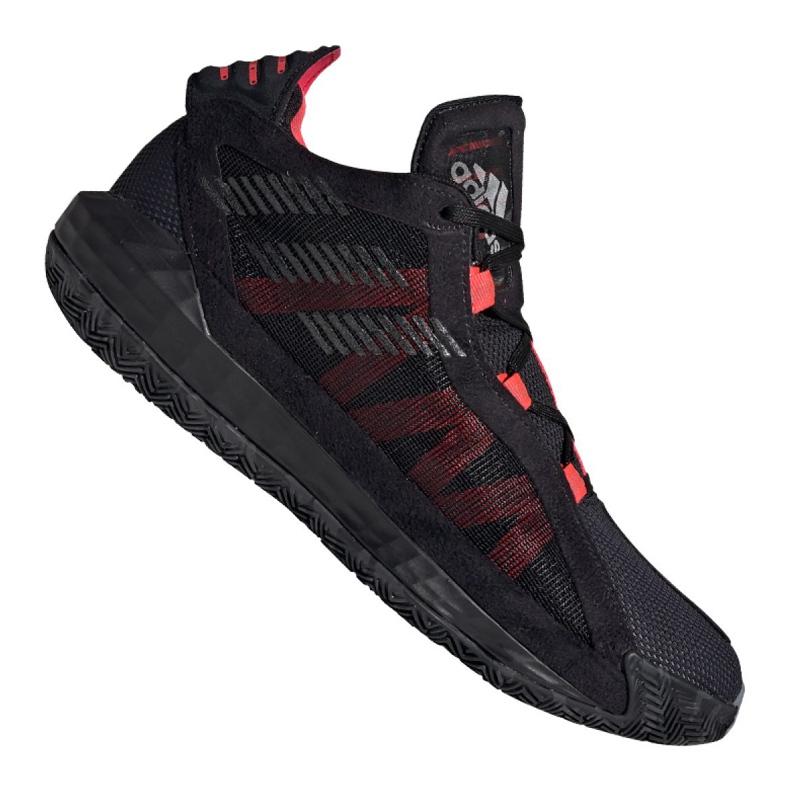 Zapatillas Adidas Dame 6 M EF9866 multicolor negro