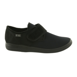 Befado zapatos de hombre pu 036M006 negro