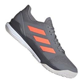 Zapatillas Adidas Stabil Bounce M EH0847 gris verde