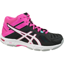 Zapatillas Asics Gel-Beyond 5 Mt W B650N-001 negro negro
