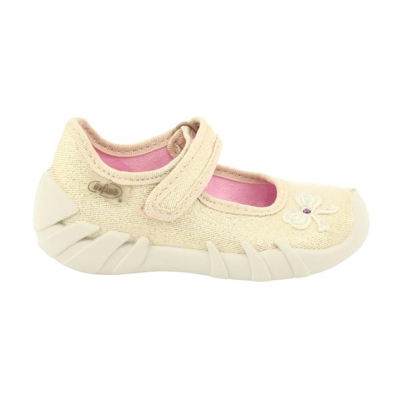 Zapatos befado para niños 109P152 amarillo