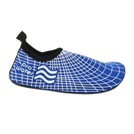 Botas de neopron de agua ProWater azul