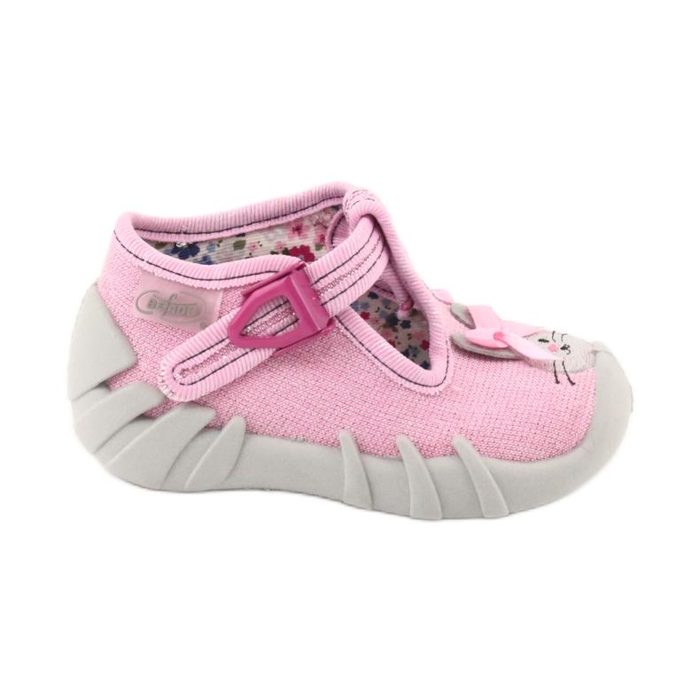 Zapatos befado para niños 110P374 rosa