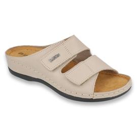Zapatos de mujer Befado 158D104 marrón