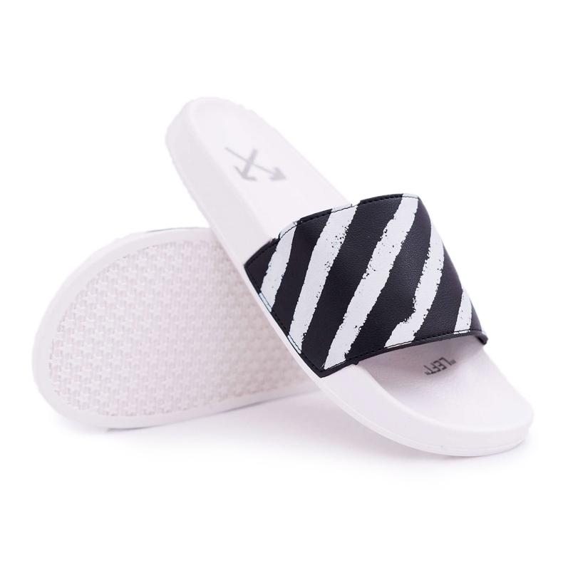 Zapatillas blancas de mujer Aynna