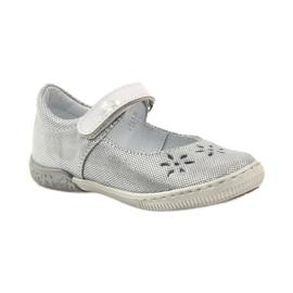 Zapatillas bailarinas de chicas de Ren But 3285 gris 1