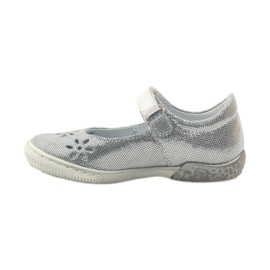 Zapatillas bailarinas de chicas de Ren But 3285 gris 2