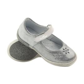 Zapatillas bailarinas de chicas de Ren But 3285 gris 3