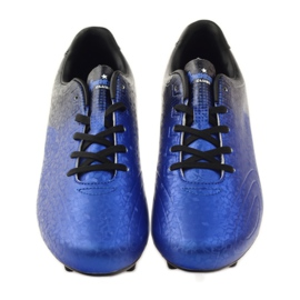 American Club Tapones atléticos para niños americano 170604 azul 4