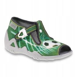 Zapatillas befado para niños 217P093 verde 1