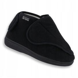 Zapatos de mujer befado pu orto 163D002 negro 1