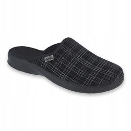 Zapatos befado hombre pu 548M003 negro 1
