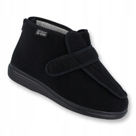 Zapatos de mujer befado pu orto 987D002 negro 1