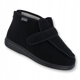 Zapatillas de hombre befado pu orto 987M002 negro 1