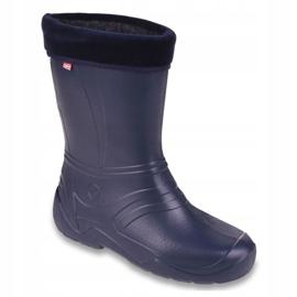 Zapatillas befado para niños kalosz- granate 162Q103 marina 1
