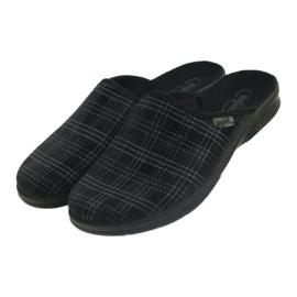 Zapatillas de hombre befado zapatillas 548m011 zapatillas negro 3