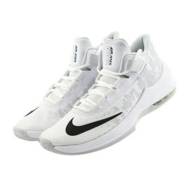 Zapatillas de baloncesto Nike Air Max Infuriate 2 blanco blanco 2