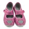 Rosa Zapatillas befado infantil 945X325. imagen 4