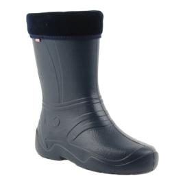 Zapatillas befado para niños kalosz- granate 162Q103 marina 2