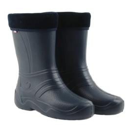 Zapatillas befado para niños kalosz- granate 162Q103 marina 4