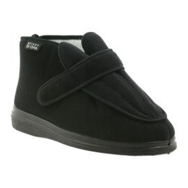 Zapatillas de hombre befado pu orto 987M002 negro 2