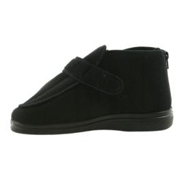 Zapatillas de hombre befado pu orto 987M002 negro 3