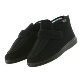Zapatillas de hombre befado pu orto 987M002 negro 4