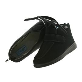 Zapatillas de hombre befado pu orto 987M002 negro 5