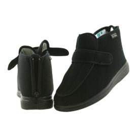 Zapatillas de hombre befado pu orto 987M002 negro 6