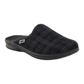 Zapatos befado hombre pu 548M003 negro 2
