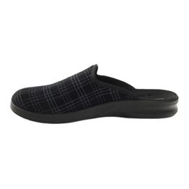 Zapatos befado hombre pu 548M003 negro 3
