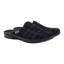 Zapatos befado hombre pu 548M003 negro 5