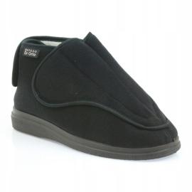 Zapatos de mujer befado pu orto 163D002 negro 2