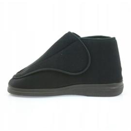Zapatos de mujer befado pu orto 163D002 negro 3