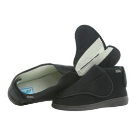 Zapatos de mujer befado pu orto 163D002 negro 4