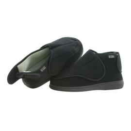 Zapatos de mujer befado pu orto 163D002 negro 5