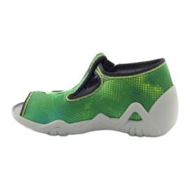 Zapatillas befado para niños 217P093 verde 3