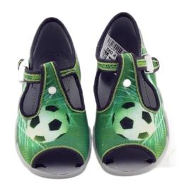 Zapatillas befado para niños 217P093 verde 5