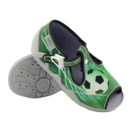 Zapatillas befado para niños 217P093 verde 4