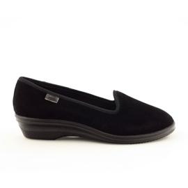 Befado zapatos de mujer pvc 262D008 negro 1