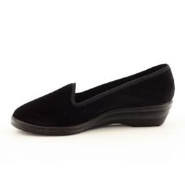 Befado zapatos de mujer pvc 262D008 negro 3