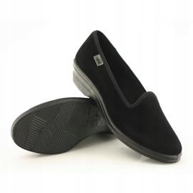 Befado zapatos de mujer pvc 262D008 negro 4