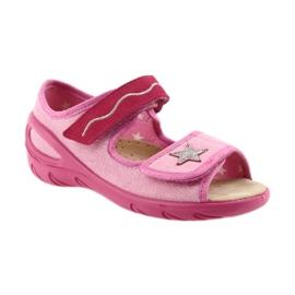 Calzado infantil befado pu 433X032 rosa 2
