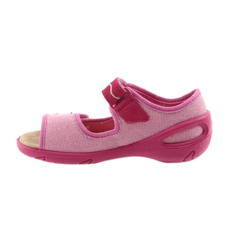 Rosa Calzado infantil befado pu 433X032 imagen 3