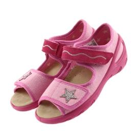 Calzado infantil befado pu 433X032 rosa 4