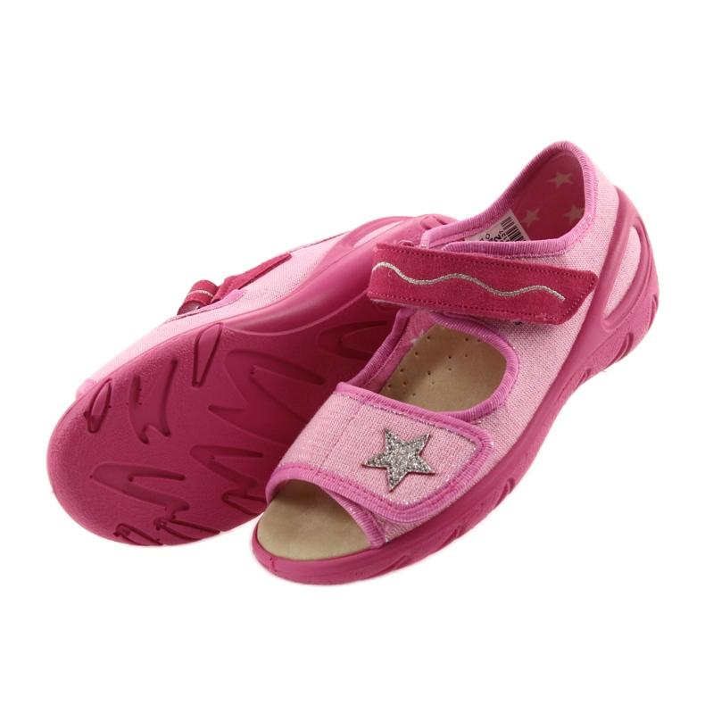 Rosa Calzado infantil befado pu 433X032 imagen 5