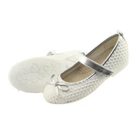 Zapatillas bailarinas con velcro american club gc16 4