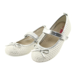 Zapatillas bailarinas con velcro american club gc16 3
