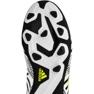 Botas de fútbol adidas Nemeziz 17.4 FxG Jr S82459 blanco negro blanco 1