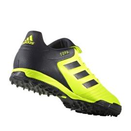 Botas de fútbol Adidas Copa Tango 17.3 Tf M BB6099 negro verde 1